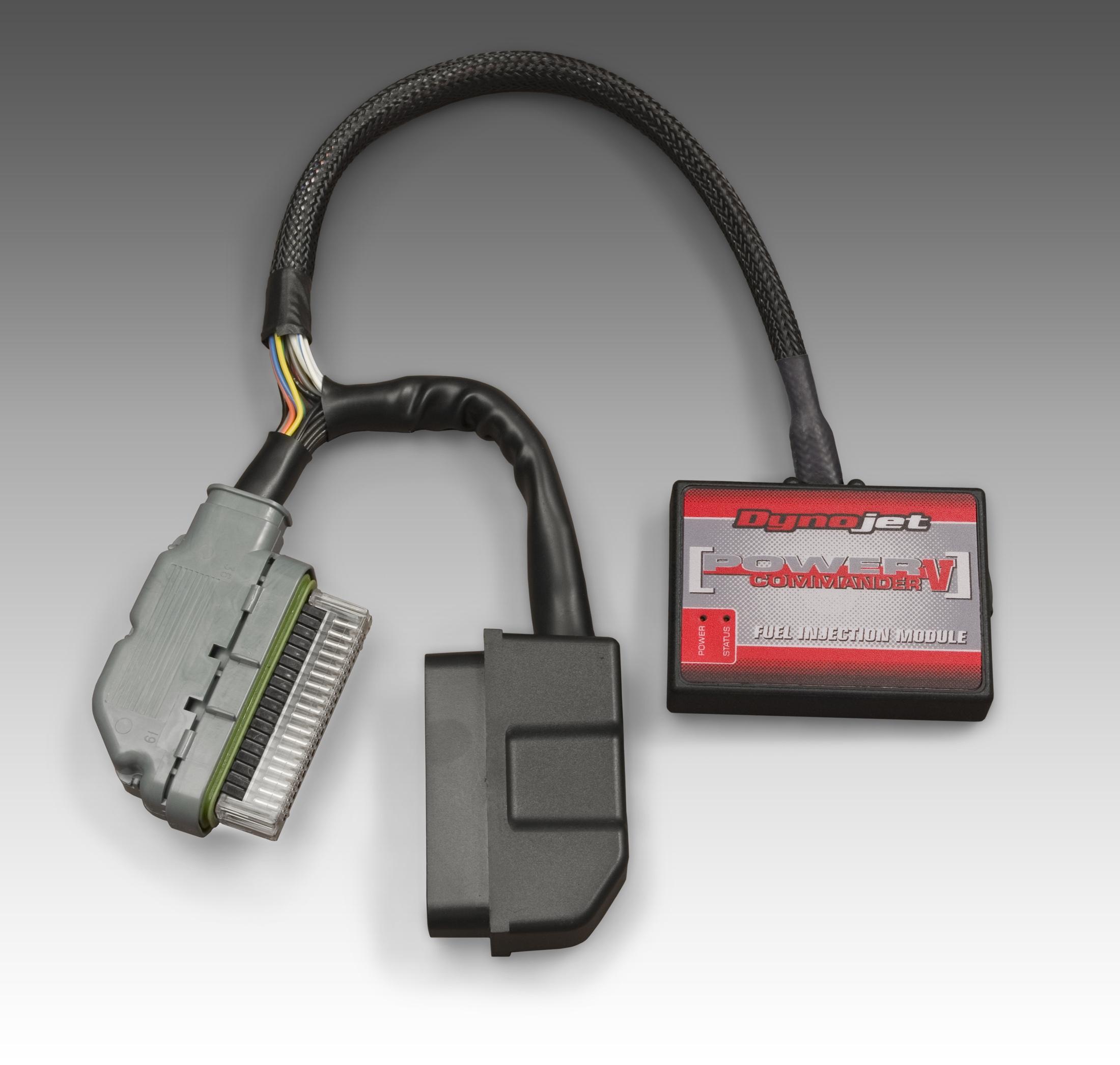 Details about E22-044 - Unit - Fuel+Ignition DYNOJET Power Commander V  YAMAHA YFZ 450 R/X