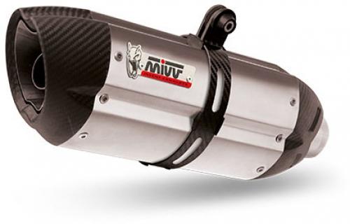 H.061.L7 - Silenciador Escape Mivv SUONO Inox HONDA CB 500 X (16-)