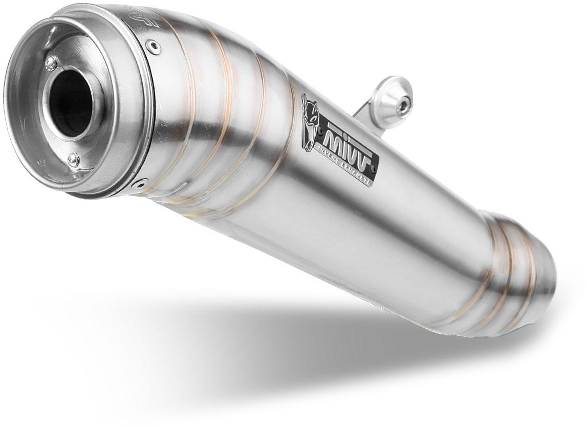 S.050.LGX - Silenciador Escape Mivv SPORT GHIBLI Inox SUZUKI GSX-R 1000 (17-)